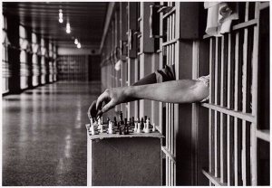 Inmates-Playing-Chess