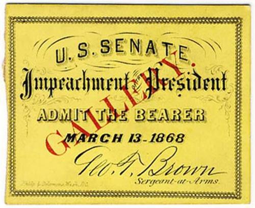 andrew-johnson-impeachment-ticket-3-13-1868