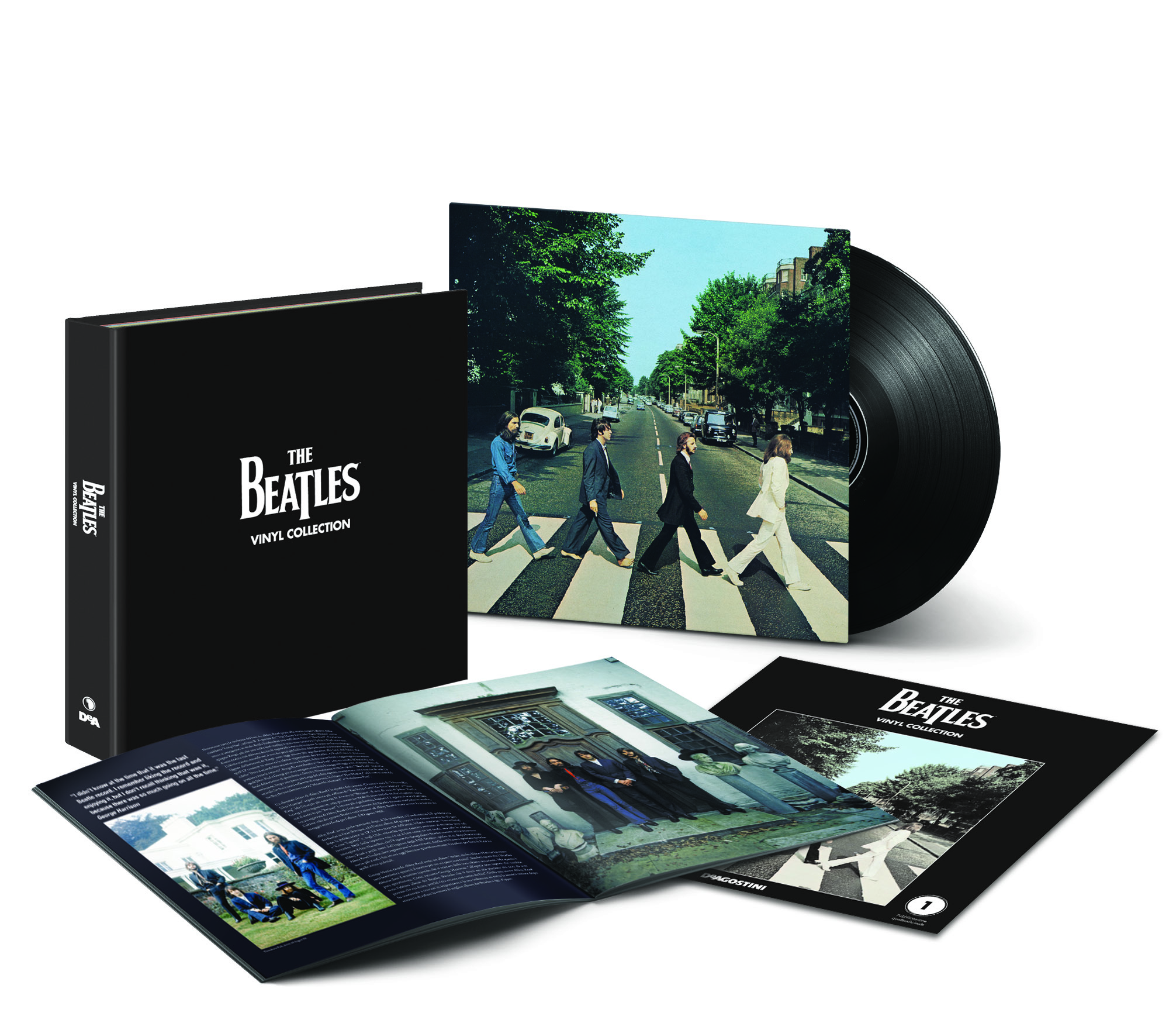 BeatlesVinylCollection