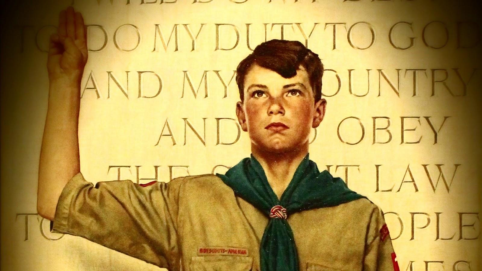 Boy Scout 1