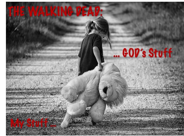 The Walking Dead: My Stuff, God's Stuff — First Baptist Church